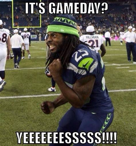 Game Day Meme - 17 best images about seahawks on pinterest beast mode