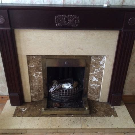 fireplace and back boiler for sale in aughrim wicklow