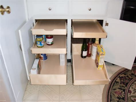 kitchen cabinet pull out drawer organizers pull out shelves for your kitchen cabinets kitchen