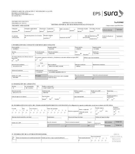Cafesalud Formatos Y Documentos | cafesalud formatos y documentos formulario de afilaicion y