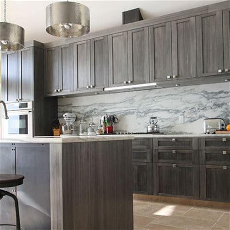 Grey Wash Kitchen Cabinets Best 25 Gray Stained Cabinets Ideas On Cabinet Stain Colors Cabinets And Grey