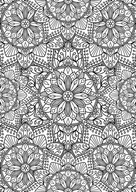 mandala coloring pages a4 free mandala coloring pages for adults coloring home