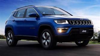 jeep compass launch price specifications variants