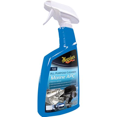 meguiars boat cleaning products meguiar s 58 marine all purpose cleaner consumer marine