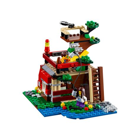 Lego Creator 31053 Treehouse Adventures lego 31053 creator treehouse adventures at hobby warehouse