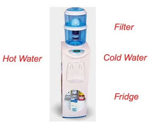 Dispenser Cosmos N Cold water cooler lock
