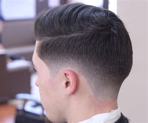 Light Fade by 5 Ways To Wear The Taper Fade