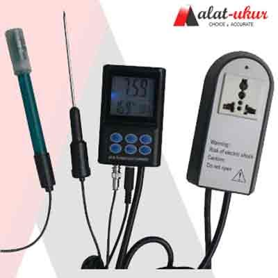 Alat Ukur Ph Tubuh alat digital ph dan temperature controller kl 221