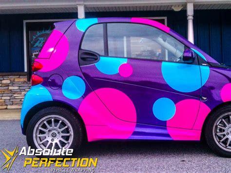polka dot smart car montgomery county maryland