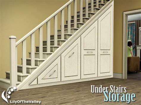under staircase storage lilyofthevalley s under stairs storage