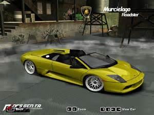Lamborghini Tr Lamborghini Murcielago Roadster Mw Nfs Tr Need