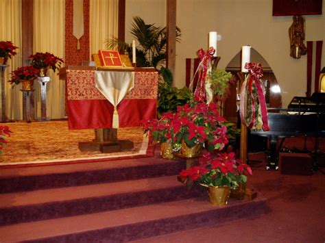 church decorating ideas for christmas room decorating