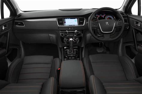 peugeot 508 interior peugeot 508 gt update on sale in australia with new euro 6