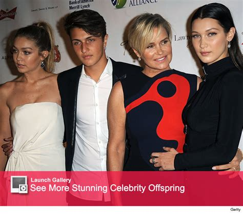 ages of yolanda fosters children yolanda foster hits red carpet with model kids reveals