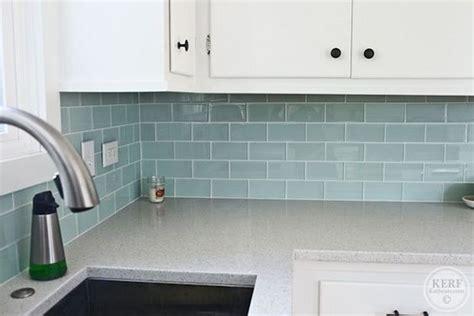 blue sea glass tile kitchen backsplash fres hoom