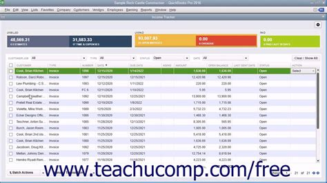 quickbooks tutorial youtube 2016 quickbooks pro 2016 tutorial using the income tracker