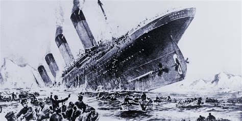What Made The Titanic Sink did an untamed coal sink the titanic snopes