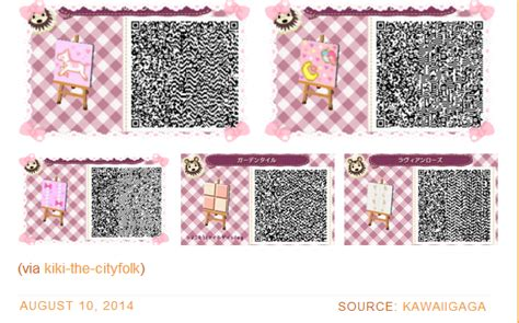 acnl pink wallpaper qr cute pink foo foo path set 2 acnl path accent tiles