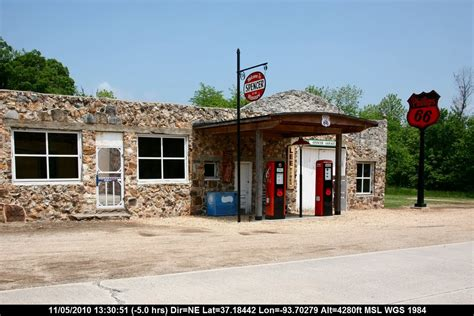 Phillips Garage by Panoramio Photo Of Route 66 Missouri Spencer