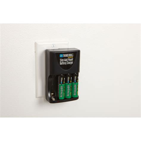 wall mount charger slim wall mount battery charger