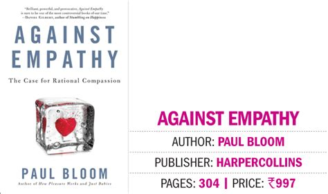 against empathy the for rational compassion books in other s shoes outlook business