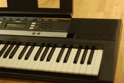 Keyboard Yamaha Psr E243 Second yamaha psr e243 image 762104 audiofanzine