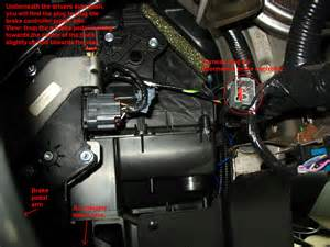 how to install electronic brake controller ford truck
