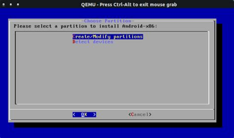 how to install qemu ubuntu how to install android x86 4 0 using qemu on ubuntu 11 10
