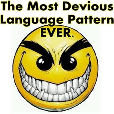 mind control language pattern pdf the most devious language pattern ever mind control