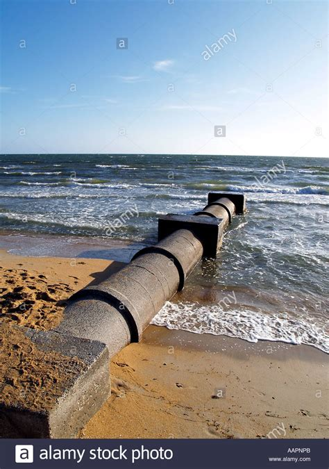 the sewerage of sea coast towns classic reprint books drain pipe at the stock photo royalty free image