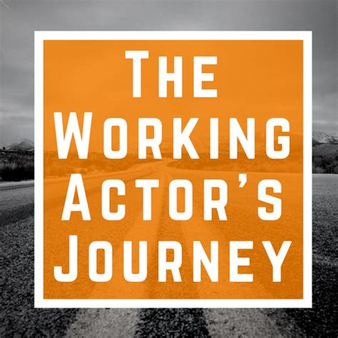 Podcasts Coming Upfirst Of All I Wanted To Pos by New Podcast Project The Working Actor S Journey Nathan Agin
