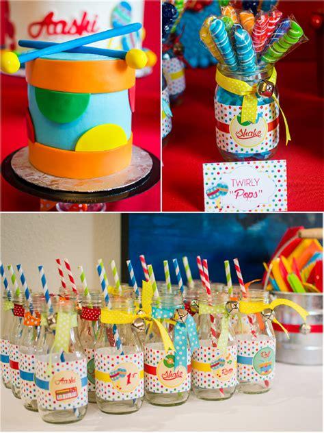 1 Birthday Ideas - baby jam a inspired 1st birthday