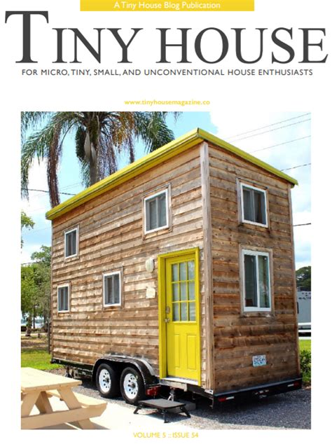 shanty boats and sunshine tiny house magazine issue 54