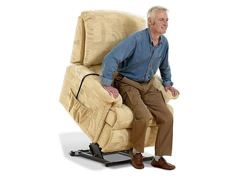Recliner That Helps You Stand Up by Home Care Lift Aids Those With Limited Mobility Lifting