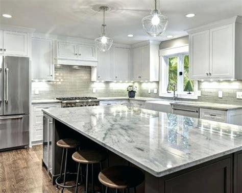 gray cabinets white countertops grey cabinets white marble