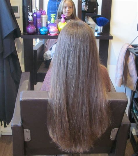 hair styles after donating hair haircuts for donating hair lob haircut before and after