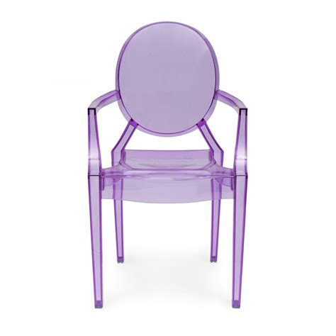 ghost reproduction philippe starck fauteuil louis ghost