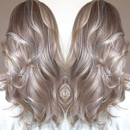 light ash hair color 15 ash hair color hairstyles 2017