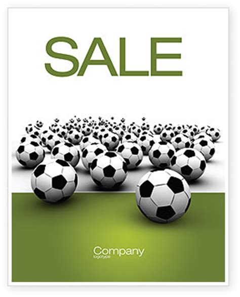 free templates for football posters football chionship sale poster template in microsoft