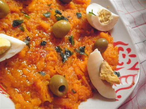 recette de cuisine tunisienne avec photo oum houria salade de carotte cuisinedefarida