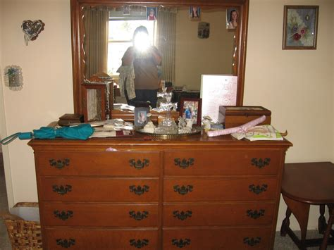 how much is this 1950 s dresser and mirror worth