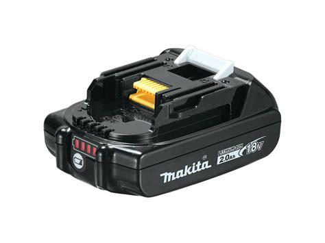 test batteria test avis et prix batterie makita bl1820b zone outillage