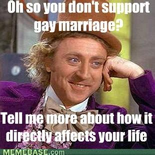 So Gay Meme - same sex marriage opposing argument pictures to download