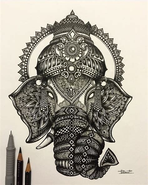 doodle name bayu 25 best ideas about ganesha drawing on
