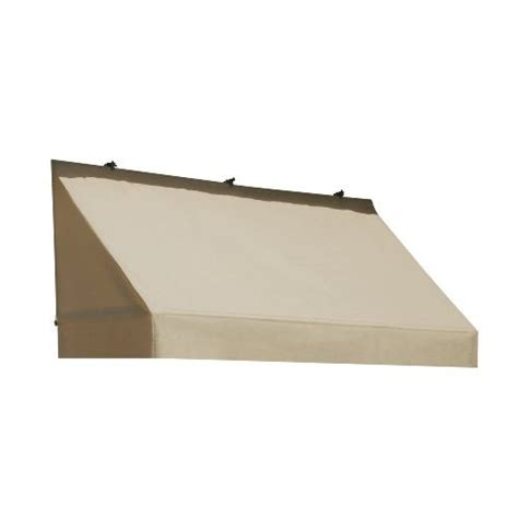Awning Covers Replacement by 4 Foot Width Classic Door Canopy Awning Replacement Cover Only