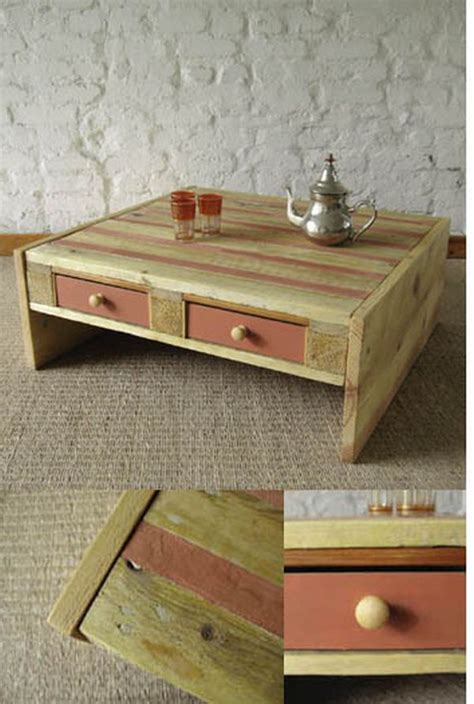 Desk Ideas Diy 21 ways of turning pallets into unique pieces of furniture