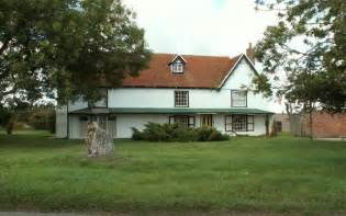Great Bentley Essex Farmhouse At Farm Just East Of C Robert Edwards