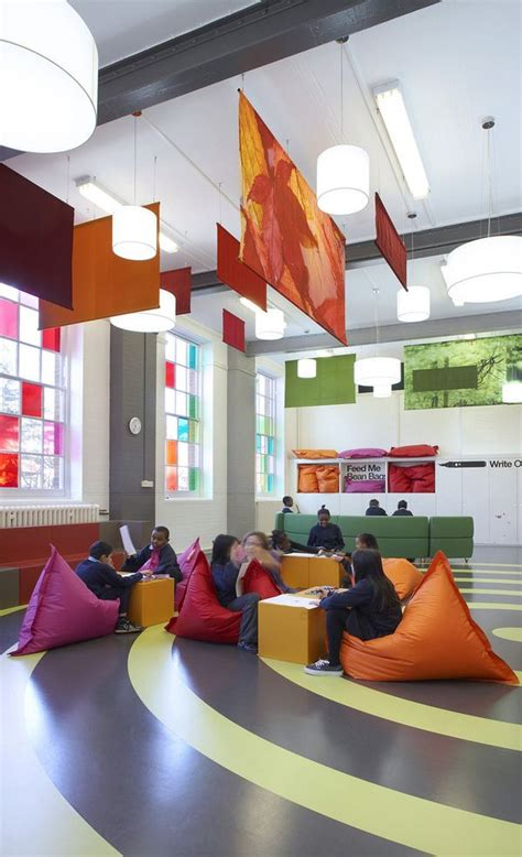 The Best Interior Design Schools In The World by Best 25 School Design Ideas On Library Design
