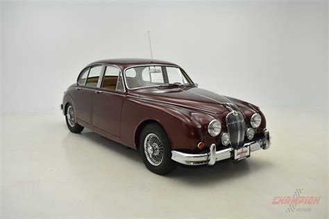 jaguar mark  champion motors international  luxury classic vehicle dealership  york