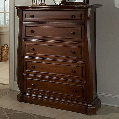 bedroom set canterbury jcpenney furniture shopping jcpenney ragazzi etruria 5 drawer chest espresso